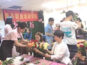花束-母亲节花束公开课