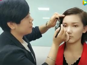 职业妆教程