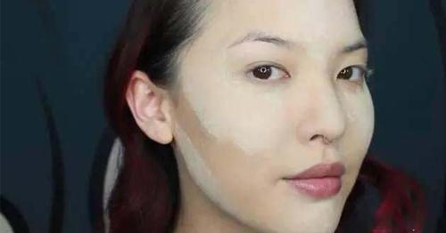天津化妆学校 化妆技巧