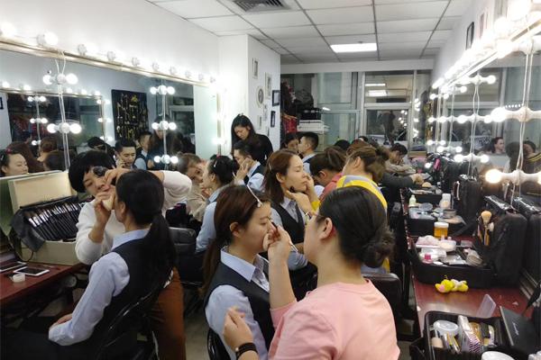 天津化妆学校