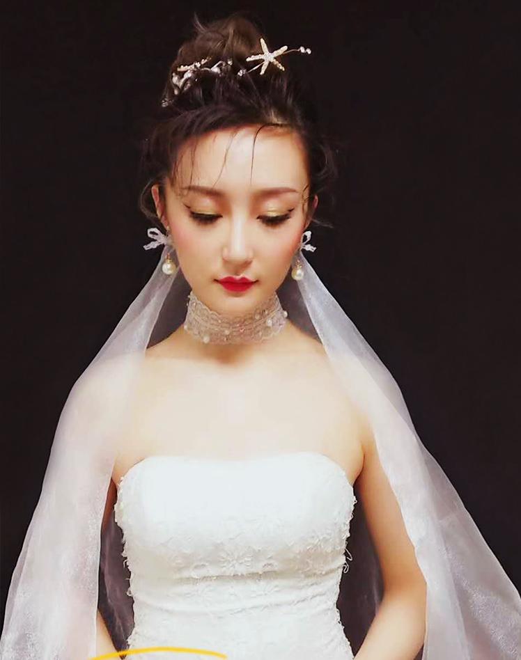 新娘造型二