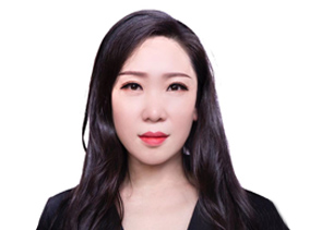 化妆明星学员-亚琼