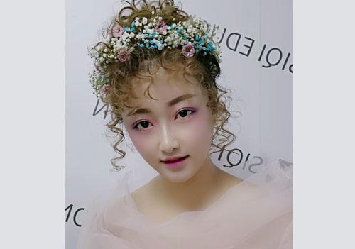 2020六月全新日系鲜花新娘造型 看你来拿
