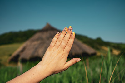做最美的手指,拍最美的的旅拍