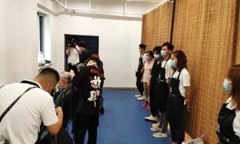 在天津,哪里有理发师培训学校